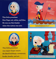 Books About Flags This Little President A Presidential Primer By Joan Holub The
