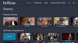 britbox subscription britbox by bbc itv app price drops