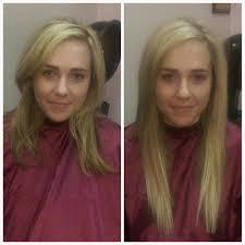 Micro Beaded Hair Extensions by Micro Bead Hair Extensions In Las Vegas Nv U2014 Stevee Danielle Hair