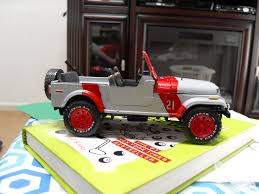 jurassic park car toy non tf jurassic cj 7 21 wip tfw2005 the 2005 boards