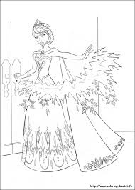 Get This Free Printable Queen Elsa Coloring Pages Disney Frozen Princess Elsa Coloring Page Free Coloring Sheets