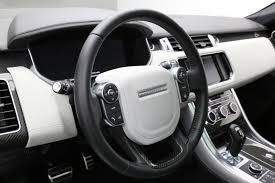 land rover steering wheel used 2016 land rover range rover sport for sale 89 980 vroom