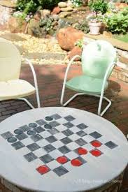 homemade fire pit table diy firepit for 20 buy a 15 gallon wash pail from lowe u0027s they