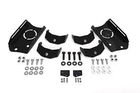 jeep wrangler sport logo jeep light brackets u0026 mounting solutions kc hilites