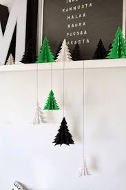 30 fun and creative diy christmas origami origami christmas tree