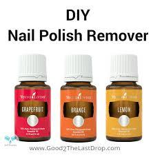 diy nail polish remover with essential oils inna ivanov