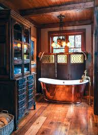 rustic bathroom design 10 cozy and rustic bathroom designs