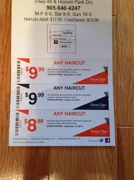find more stouffville great clips coupon came in the mail free