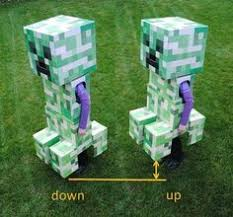 Enderman Halloween Costume Halloween Games Office Fun Funny Office Party