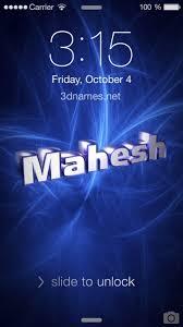 Designs For Name Mahesh Preview Of Plasma For Name Mahesh
