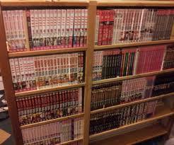 ivar hack make a 2 sided manga shelf divider 4 steps