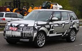 land rover camo 2014 range rover spotted with almost no camouflage