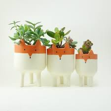 face planters 50 unique animal planters to help you bring nature indoors