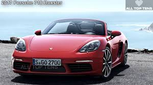 pink convertible porsche 10 newest luxury convertibles for 2017 2018 youtube