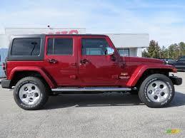 maroon jeep wrangler deep cherry red crystal pearl 2013 jeep wrangler unlimited sahara