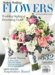 wedding flowers magazine modern wedding flowers magazine subscription australia