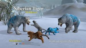 tiger apk tiger multiplayer siberia 2 1 apk android simulation
