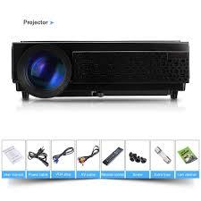 hd 3d projectors for home theater aliexpress com buy excelvan led96 led projector full hd 3d