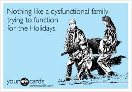 Family Christmas Meme - nothing like a dysfunctional family trying to function for the