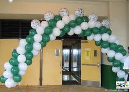 balloon arches party pizzazz hawaii balloons balloon arches towers columns