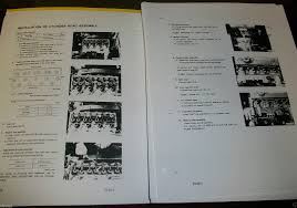 komatsu pc60 5 pc60 hydraulic excavator service shop repair manual