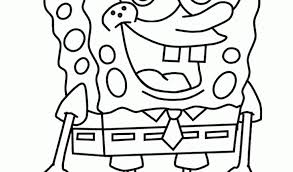 spongebob coloring pages pdf timykids