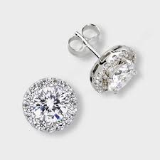 zirconia earrings reasons to craft earrings with world class cz stones online
