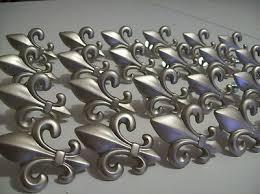 Fleur De Lis Cabinet Knobs 24 Fleur De Lis French Decor Pewter Cabinet Door Knobs Or Drawer