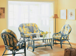 meuble en rotin pour veranda fauteuil rotin brin d u0027ouest