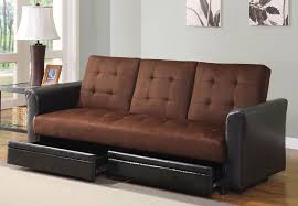 Convertible Sofa Sleeper Convertible Sofa Bed With Storage Drawers U2014 Modern Storage Twin