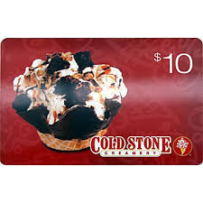 cold stone gift cards 5 x 10 sam u0027s club