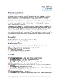 Resume Examples Byu by Resume