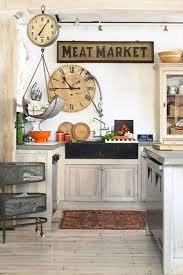 farm kitchen ideas 18 farmhouse style kitchens rustic decor ideas for kitchens