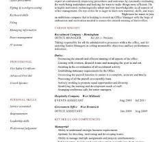 Office Manager Resume Sample by Office Manager Resume Duties Writing Resume Sample Writing