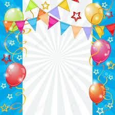palloncini clipart priorit罌 bassa festiva con palloncini colorati e zigoli clipart