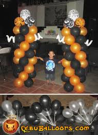 halloween baloons halloween cebu balloons and party supplies