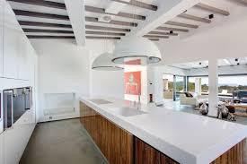 Interior Design In Kitchen Photos Wave Eiland Afzuigkap Design In De Vorm Van Een Lamp Afzuigkap