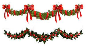 christmas garland christmas garlands happy holidays