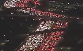 nightmare thanksgiving traffic in los angeles jerusalemonline