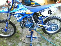 2 stroke motocross bikes yz works 2015 yz 250 2 stroke this would be a