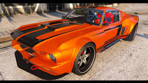 orange cars 2016 1967 shelby mustang gt500 hq tuning gta5 mods com