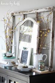 247 best 101 diy ideas for vintage windows images on pinterest spring home tour via house by hoff