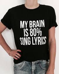 Famosos Camisetas com frases &VN55
