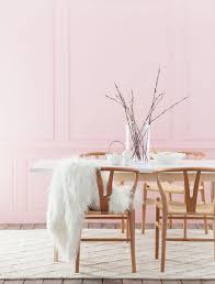 Pink Fur Chair Nordic Pastels Structube Usa