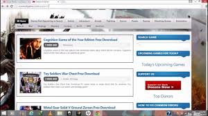 how to download full version pc games for free youtube