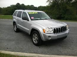 2006 jeep grand limited 5 7 hemi find used 2006 silver jeep grand limited sport utility