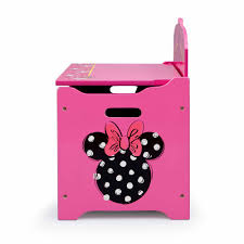disney minnie mouse deluxe toy box walmart com