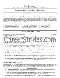 Plant Manager Resume Examples by Electrical Engineer Cover Letter Example Power Engineer Sample