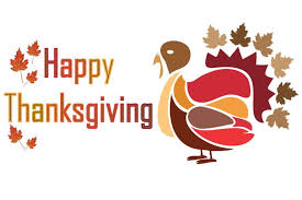 happy thanksgiving our office will be re open monday center for