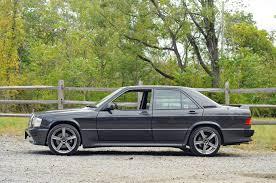 1987 mercedes benz 190e 2 3 16v 190 e 2 3 16 stock 2371 for sale
